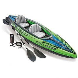 Challenger K2 Kayak s pádly