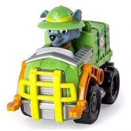 Tlapková patrola Autíčka záchranáři Rocky - kamion