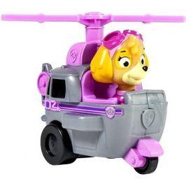 Tlapková patrola Autíčka záchranáři Skye - letadlo