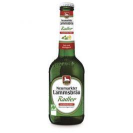 10 x Neumarkter Bio Radler citrónový bez alkoholu, 0,33l