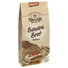 6 x Bauckhof Bio Směs na Selský chléb celozrnná, 500g