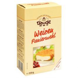 6 x Bauckhof Bio Strouhanka pšeničná, 200g