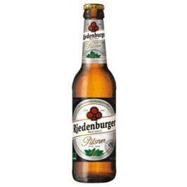 10 x Riedenburger Bio Pivo světlé Pilsner 4,7%, 0,33l