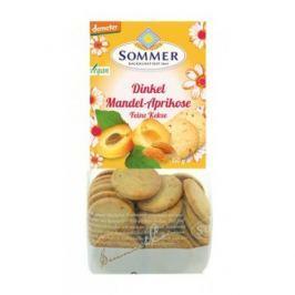 6 x Sommer&Co Bio Mandlové keksy s meruňkou, 150g