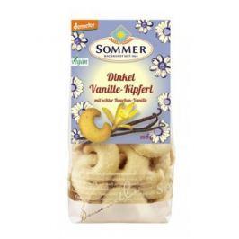 6 x Sommer&Co Špaldové rohlíčky vanilkové, 150g