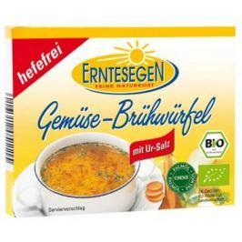 15 x Erntesegen Bio Zeleninový bujón bez kvasnic, 6x11g