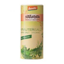 6 x Naturata Bio Zeleninová sůl s pampeliškou, 175g