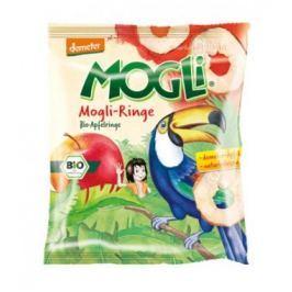 12 x Morgenland Bio Jablečné kroužky Mogli, 30g