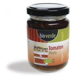 6 x BioVerde Bio Pesto se sušenými rajčaty, 125ml