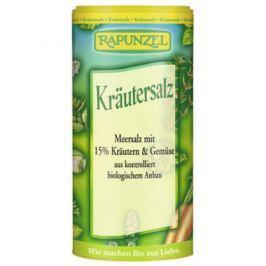 12 x Rapunzel Bio Zeleninová sůl s řasou, 125g