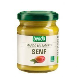 6 x Byodo Bio Hořčice mangová s Balsamikem, 125ml