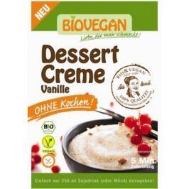 10 x BioVegan Bio Krémový desert vanilkový, 52g