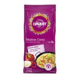 6 x Davert Bio Kari rýže Madras se zeleninou, 170g