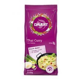 6 x Davert Bio Thajská kari rýže s kokosem, 170g