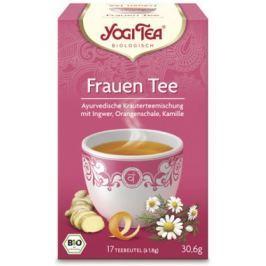 6 x Yogi Bio Čaj pro ženy, 17 pytlíků
