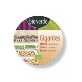 6 x BioVerde Bio Obří fazole v omáčce, 190g