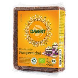 12 x Davert Bio Celozrnné žitné plátky, 250g