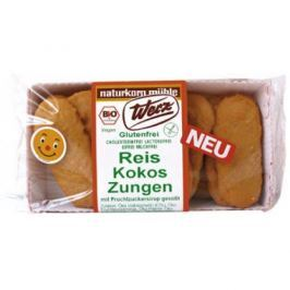 6 x Werz Bio Rýžové sušenky s kokosem, 100g