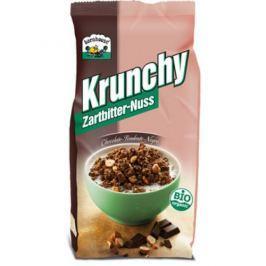6 x Barnhouse Bio Krunchy ovesné s lískovými ořechy, 375g