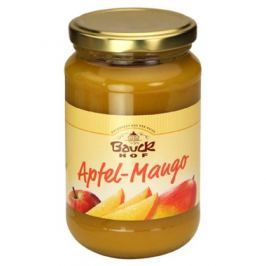 12 x Bauckhof Bio Pyré Jablko a Mango- bez cukru, 360g