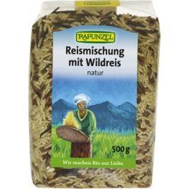 6 x Rapunzel Bio Rýžový mix s divokou rýží, 500g