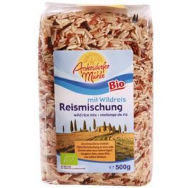 6 x Antersdorfer Bio Rýžová směs s divokou rýží, 500g