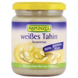 6 x Rapunzel Bio 100% sezamová pasta Tahin bílá, 250g