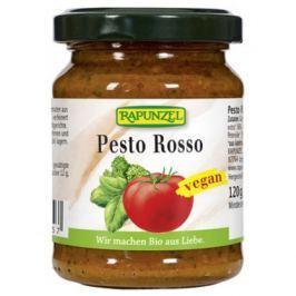 6 x Rapunzel Bio Pesto Rosso veganské, 120g