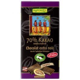 12 x Rapunzel Bio Hořká čokoláda 70%, 80g