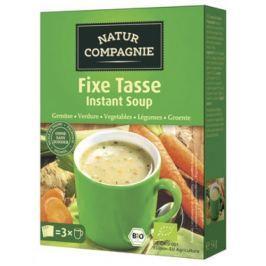 12 x NaturCo Bio Instantní polévka zeleninová, 3x18g
