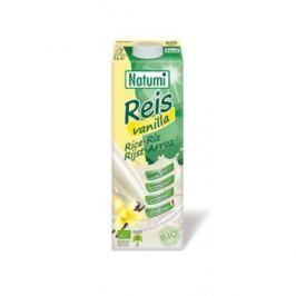 12 x Natumi Bio Rýžový nápoj vanilkový, 1l