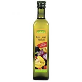 6 x Rapunzel Bio Slunečnicový olej na smažení, 0,5l