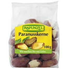 8 x Rapunzel Bio Para ořechy, 100g