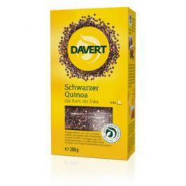 8 x Davert Bio Quinoa černá, 200g