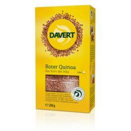 8 x Davert Bio Quinoa červená, 200g