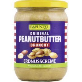 6 x Rapunzel Bio Arašídové máslo křupavé, 500g