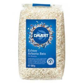 8 x Davert Bio Rýže Arborio loupaná, 500g