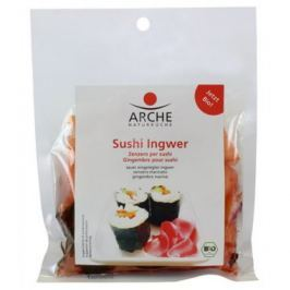 6 x Arche Bio Nakládaný zázvor na Sushi, 50g