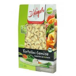 10 x D'Angelo Bio Tortellini se zeleninou, 250g