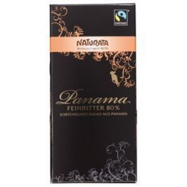 10 x Naturata Bio Hořká čokoláda Panama 80%,100g