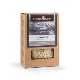 6 x FloresFarm Bio Cedrové oříšky, 80g