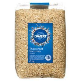 8 x Davert Bio Rýže Thaibonnet neloupaná, 1kg