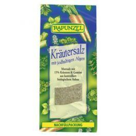 8 x Rapunzel Bio Zeleninová sůl s řasou, 500g