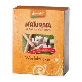 10 x Naturata Bio Třtinový cukr- kostky Syramena, 500g