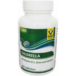 4 x Raab Bio Chlorela tablety, 200 kusů