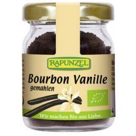 6 x Rapunzel Bio Bourbon vanilka mletá, 15g