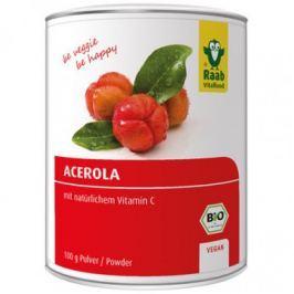 6 x Raab Bio Acerola prášek, 100g