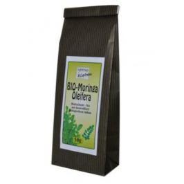 12 x Gesund&Leben Bio Čaj z listů Moringa, 50g