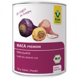 6 x Raab Bio Maca peruánská prášek, 150g