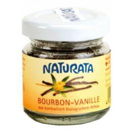 6 x Naturata Bio Bourbon vanilka mletá, 10g